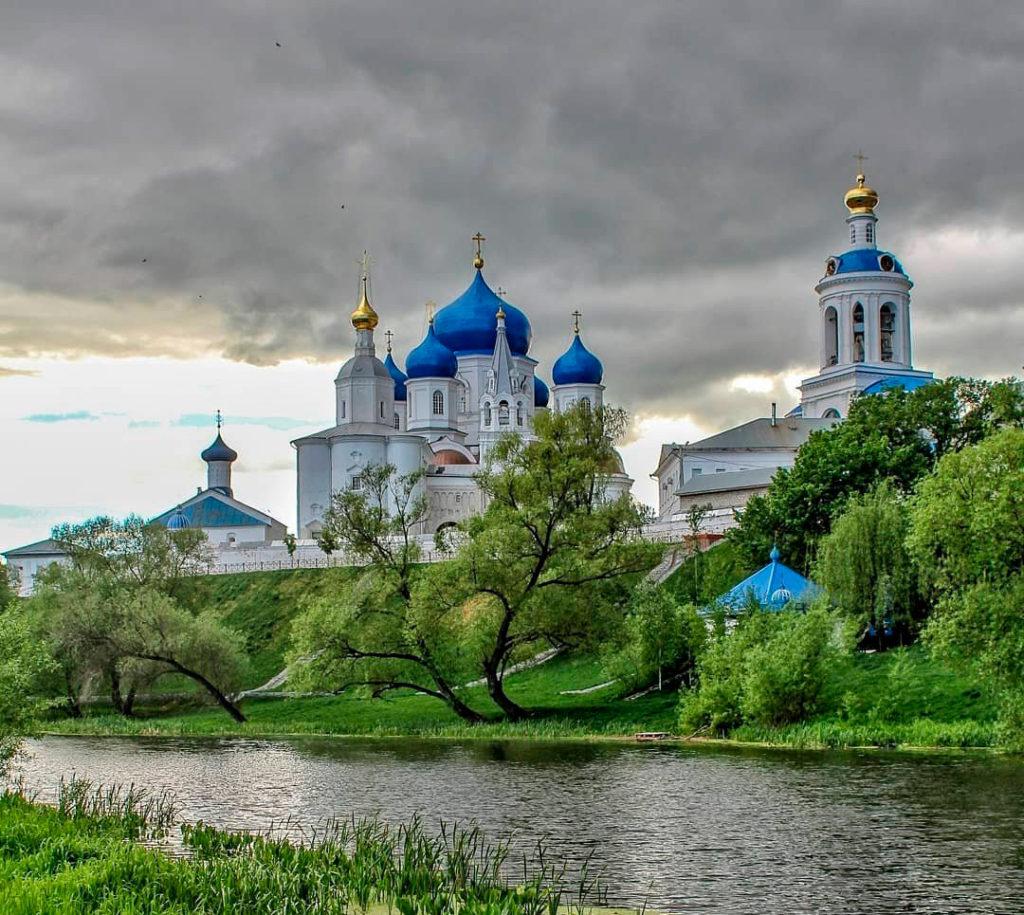 Свято-Боголюбский женский монастырь